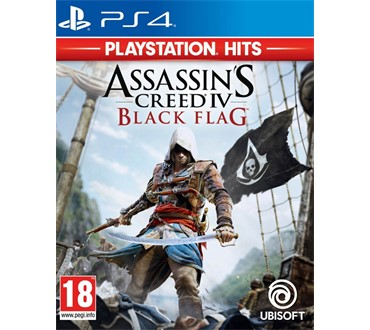 ASSASSIN S CREED 4 BLACK FLAG HITS PS4