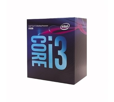 CPU INTEL CORE I3-8100 COFFEE LAKE 1151