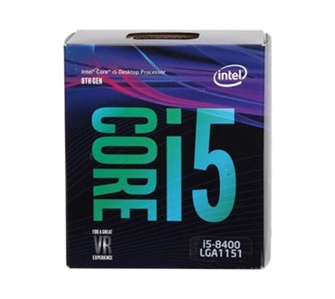 CPU INTEL CORE I5-8400 PROCESSOR 2.80GHZ 9MB L3 LGA1151