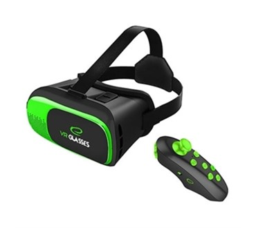 ESPERANZA VR BUNDLE, 3D NAOČALE I GAMEPAD BLUETOOTH