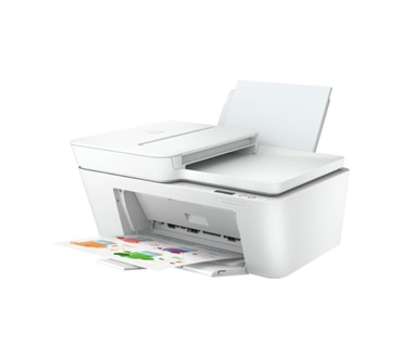 PRINTER HP DESKJET PLUS 4120 AIO PRINT/SCAN/COPY/FAX ADF, WI-FI.