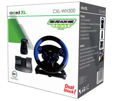 CONNECT XL VOLAN PC/PS2/PS3 CXL-WH300