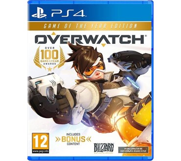 OVERWATCH LEGENDARY PS4
