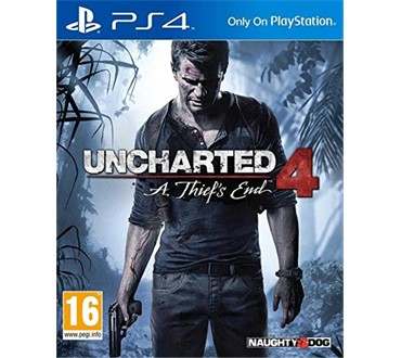 UNCHARTED:4 PS4