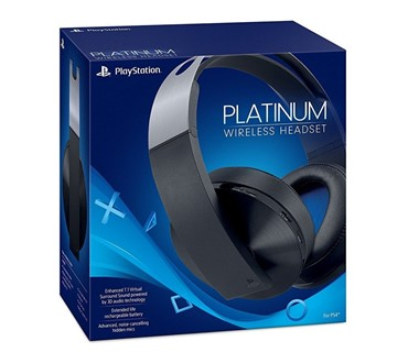 PLATINIUM HEADSET PS4