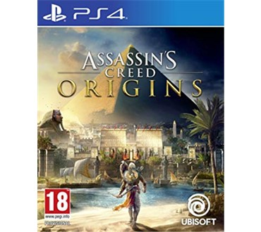 ASSASSIN S CREED ORIGINS STANDARD EDITION PS4