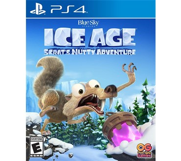 ICE AGE SCRATS NUTTY ADVENTURE PS4