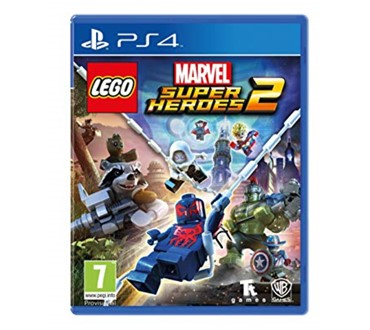 MARVEL SUPER HEROES 2 PS4