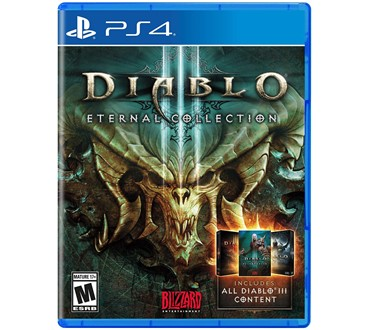 DIABLO ETERNAL COLLECTION PS4