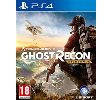TOM CLANCYS GHOST REACON WILDLANDS PS4
