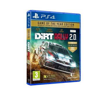 DIRT RALLY 2.0 GOTY PS4