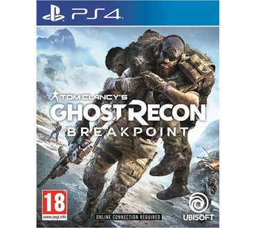 TOM CLANCY S GHOST RECON BREAKPOINT PS4 - BLACK FRIDAY
