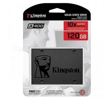 SSD KINGSTON 120GB A400 SERIES 2.5