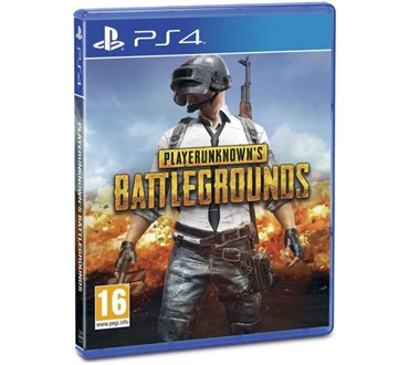 PUBG - PLAYER UNKNOWN BATTLEGROUNDS – PS4