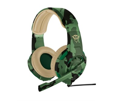 SLUŠALICE GXT 310C RADIUS GAMING HEADSET - JUNGLE CAMO