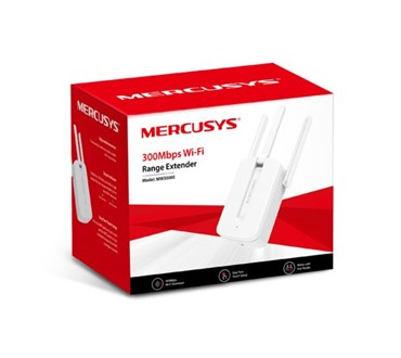 MERCUSYS RANGE EXTENDER MW300RE 300MBPS WIRELESS