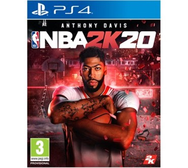 NBA 2K20 STANDARD EDITION PS4