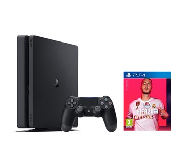 PLAYSTATION 4 SLIM 500 GB + FIFA 20