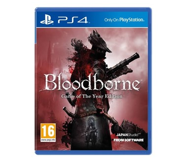 BLOODBORNE GOTY PS4