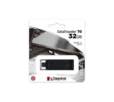 USB MEMORIJA 32 GB TYPE-C USB 3,2 DATA TRAVELER 70